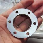 кольцо-дистансер для тормозного диска велосипеда