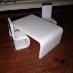 макет мебели 1:10